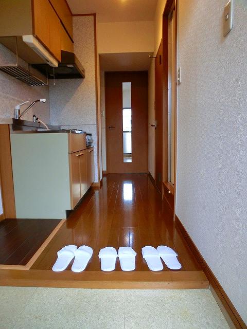 シャトレTOKIE / 303号室玄関