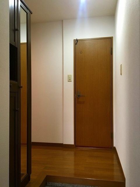 レグラス98 / 101号室玄関
