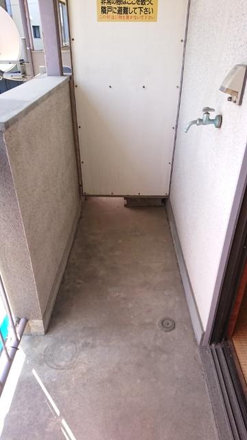 大賀レジデンス / 202号室洗面所