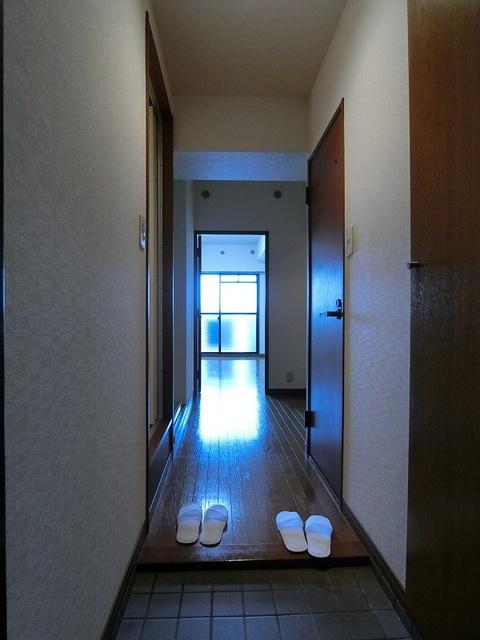 ジュネス井尻駅前 / 606号室玄関
