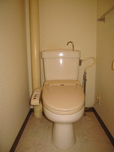 高木町2高木ビル / 303号室トイレ