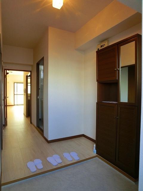 井尻第3ビル / 401号室玄関