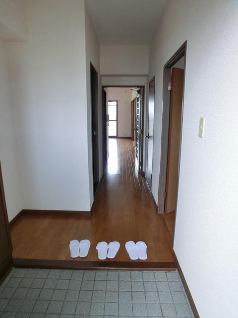 井尻第3ビル / 602号室玄関