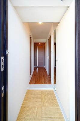 イーストパル博多Ⅱ / 603号室玄関