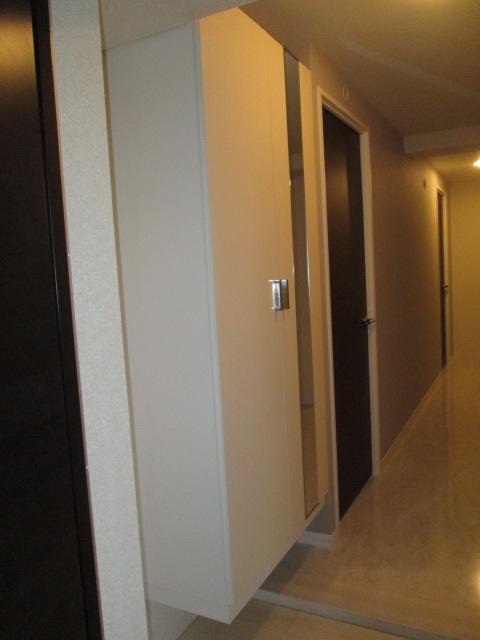 ソルモンテはかた / 401号室玄関