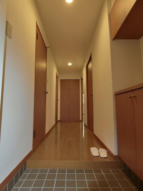 サンパティーク高宮 / 601号室玄関