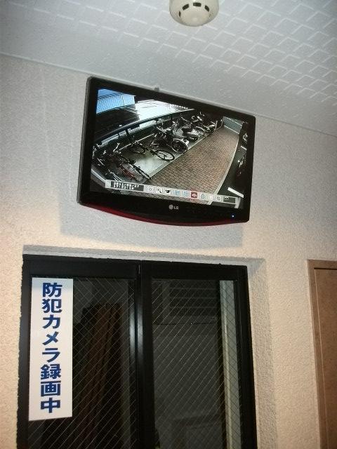 サンパティーク高宮 / 805号室セキュリティ