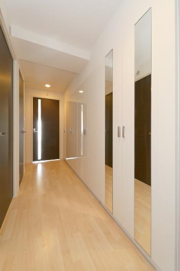コンコルディア / 602号室玄関