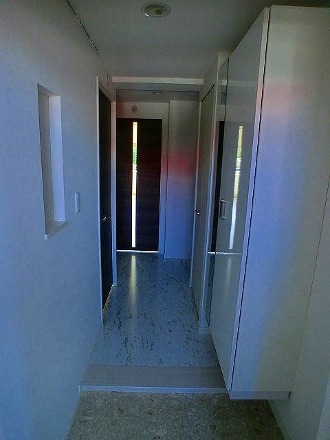 グランディア清水 / 201号室玄関