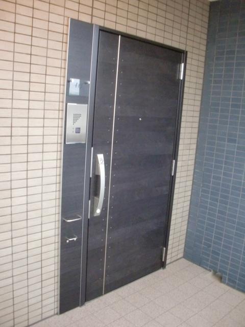 オリオン3(ペット可) / 405号室玄関