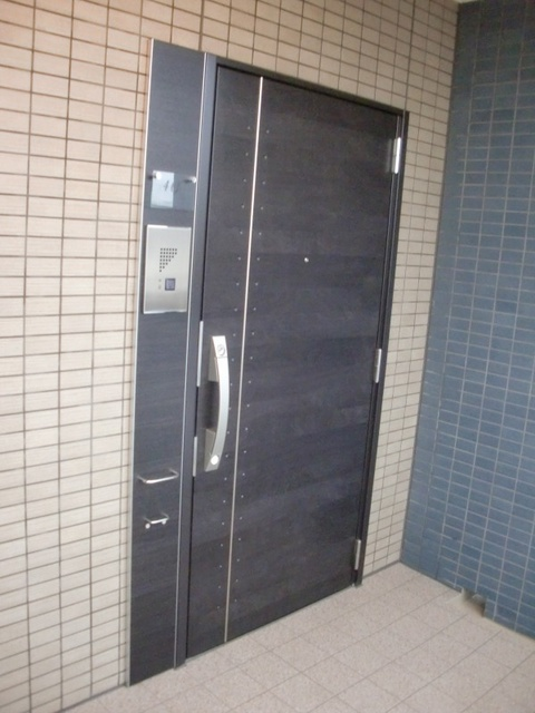 オリオン3 / 503号室玄関