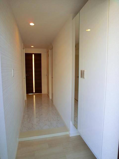 ココテラスK / 401号室玄関