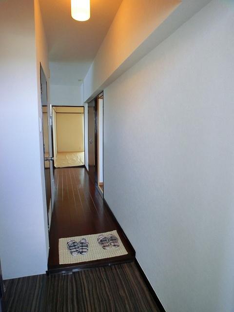 紙屋ビル / 501号室玄関