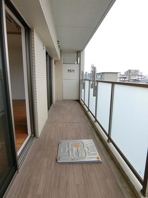 プレミールM / 505号室玄関