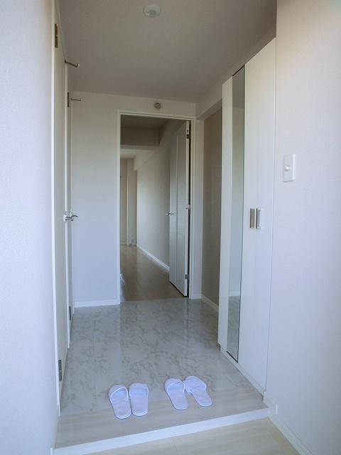 ハルコート大橋 / 302号室玄関
