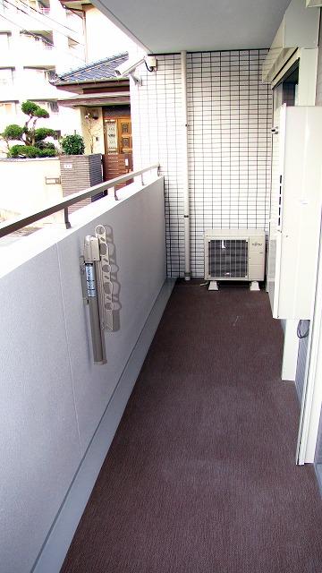 シエラハウス / 103号室バルコニー