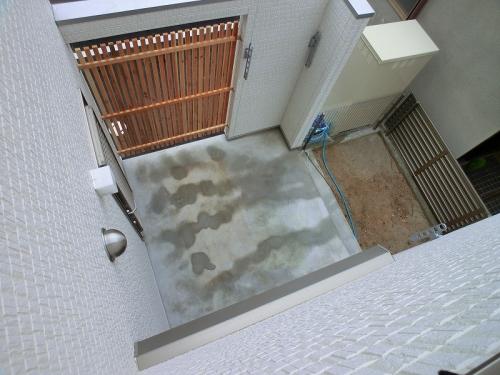 タウンハウス南福岡 / A戸建て庭