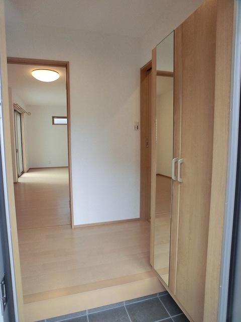 タウンハウス南福岡 / B戸建て玄関