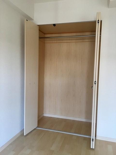 ラヴィ ヌーヴォ / 402号室収納
