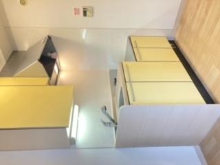 ラヴィ ヌーヴォ / 806号室キッチン