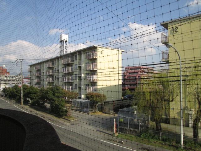 三丁目ビル / 201号室眺望