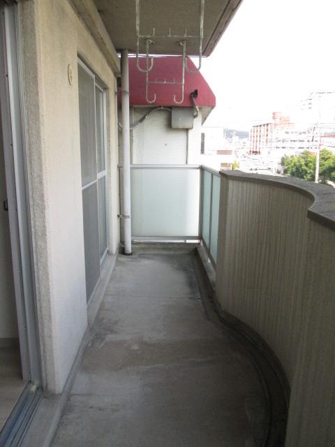 三丁目ビル / 202号室バルコニー