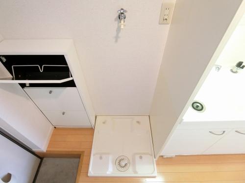 NAOレインボーコーポ井尻 / 205号室洗面所