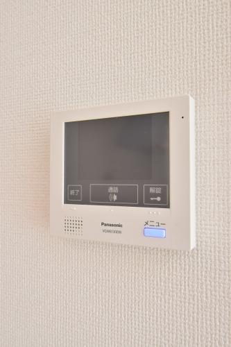 クレアS / 102号室玄関
