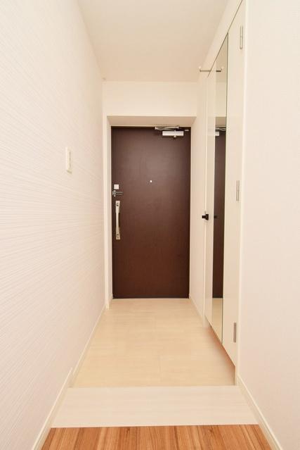 クレアS / 203号室玄関