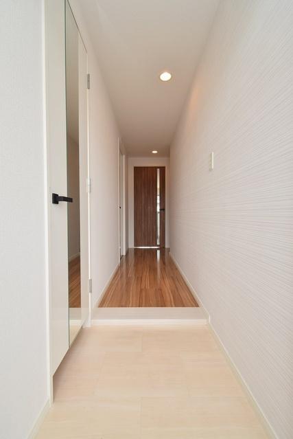 クレアS / 303号室玄関