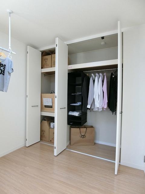 クレアS / 401号室収納