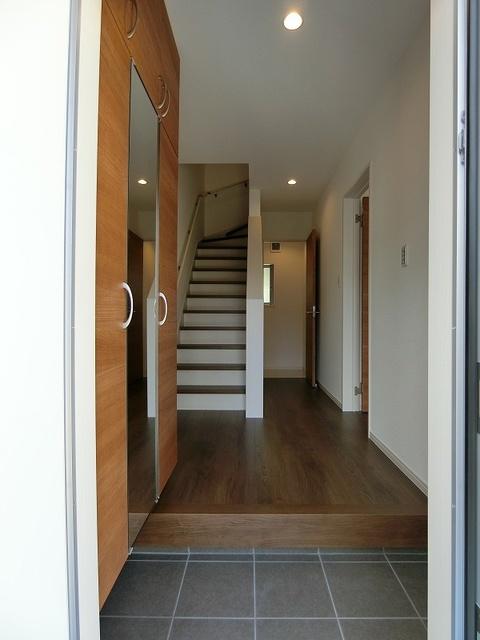和田3丁目永隈貸家 / 1号室玄関
