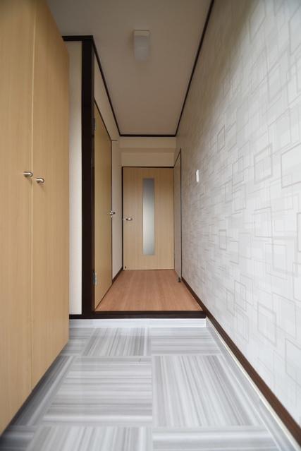 松岡コーポ / 206号室玄関