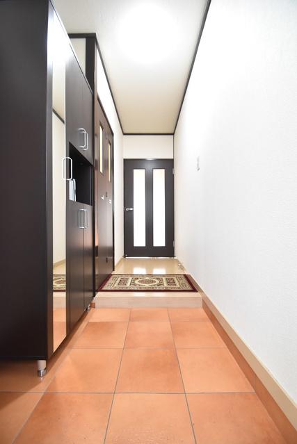 松岡コーポ / 602号室玄関