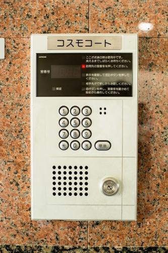 コスモコート / 207号室セキュリティ