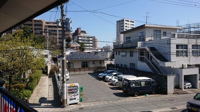 大賀レジデンス / 203号室眺望