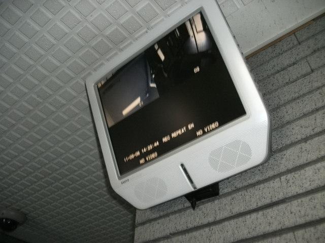 ジュネス井尻駅前 / 405号室セキュリティ