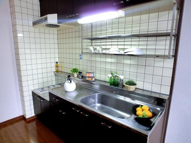 井尻第3ビル / 303号室キッチン