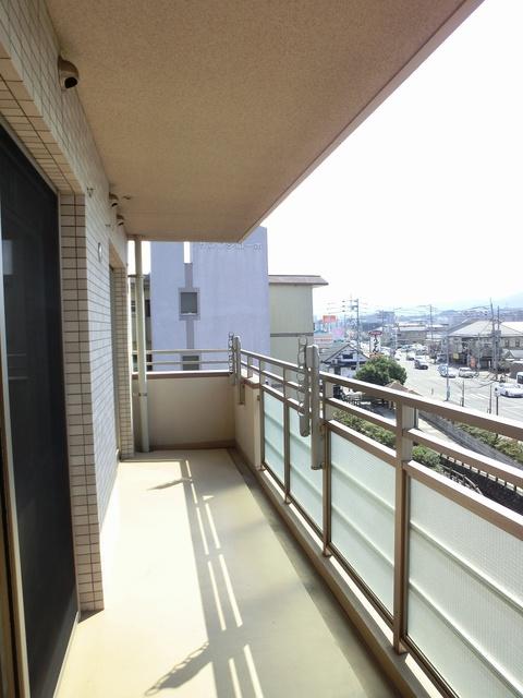 クレールブラン / 403号室セキュリティ