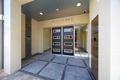 イーストパル博多Ⅱ / 401号室エントランス