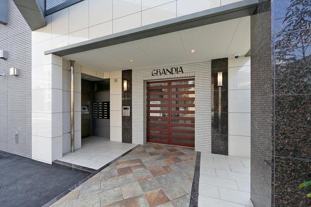 グランディア清水 / 401号室エントランス