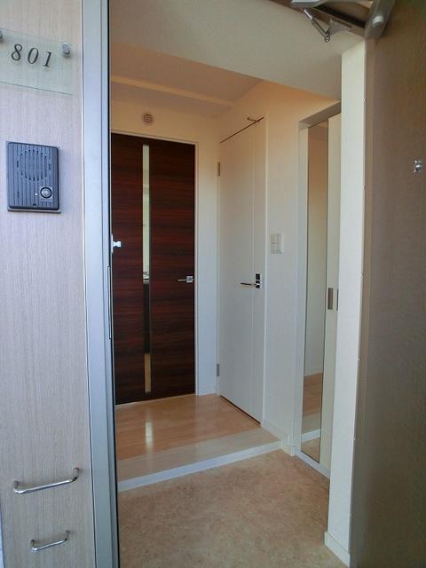 フローレス大橋 / 701号室玄関