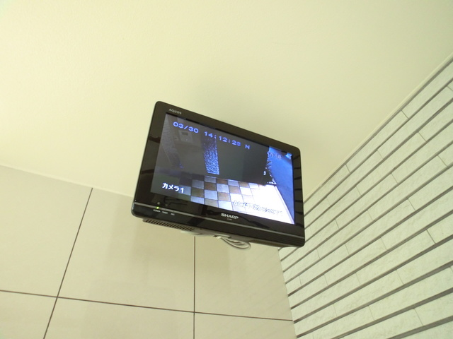 エクセル半道橋 / 601号室セキュリティ