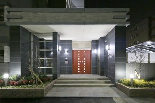 コンフォート・レジデンス / 603号室建物外観