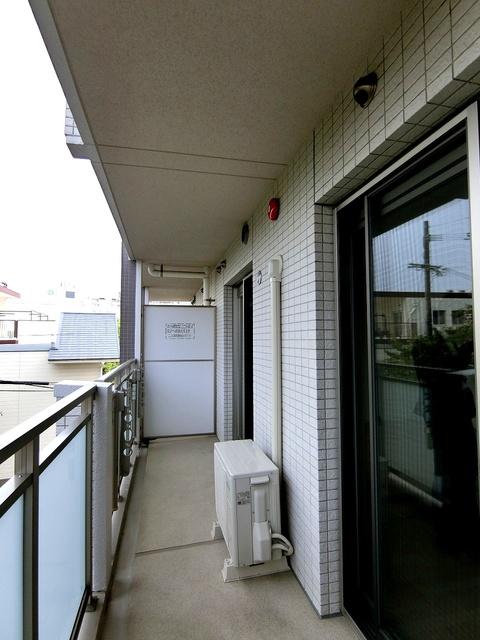 フィオーレ大橋 / 302号室バルコニー
