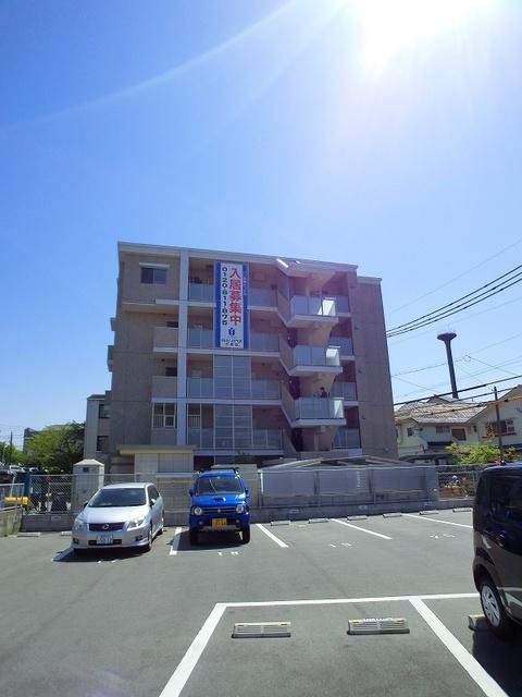 ニーム若久(ペット可) / 401号室建物外観