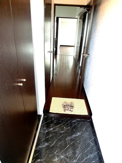 紙屋ビル / 503号室玄関