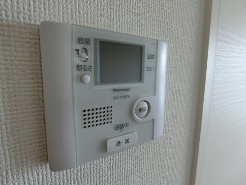 プレジデント正弥博多 / 102号室セキュリティ