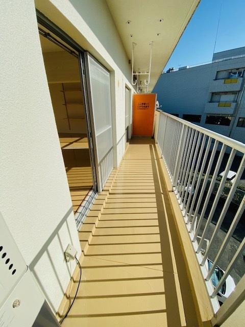 メゾーンハウス83 / 405号室バルコニー