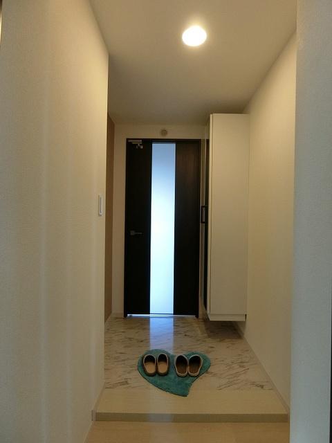 ドエル大橋南 / 102号室玄関